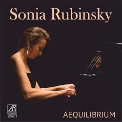 Aequilibrium by Felix Mendelssohn ;   Sonia Rubinsky
